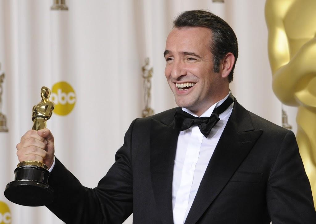 Jean dujardin the artist for Dujardin 007