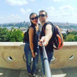 Weekend prolong  Budapest sun visit tourist hungary budacastle selfiehellip